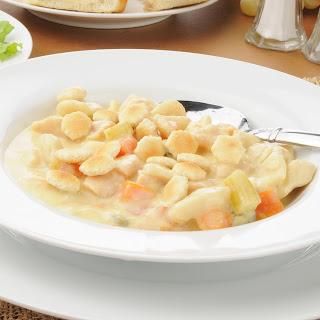 Homemade Chicken and Dumpling Soup Recipe