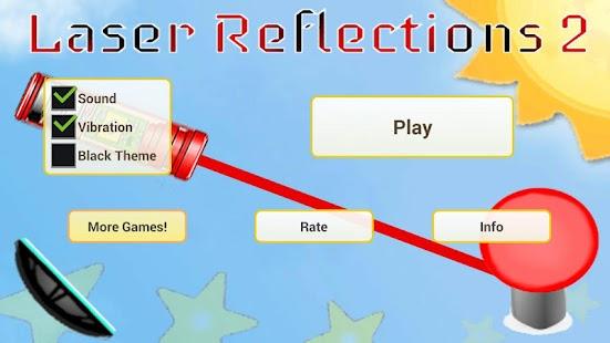 Laser Reflections 2 Evolution