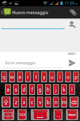 Rockets keyboard