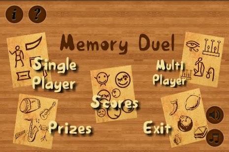 Memory Duel- screenshot thumbnail