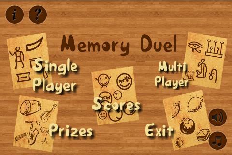 Memory Duel- screenshot