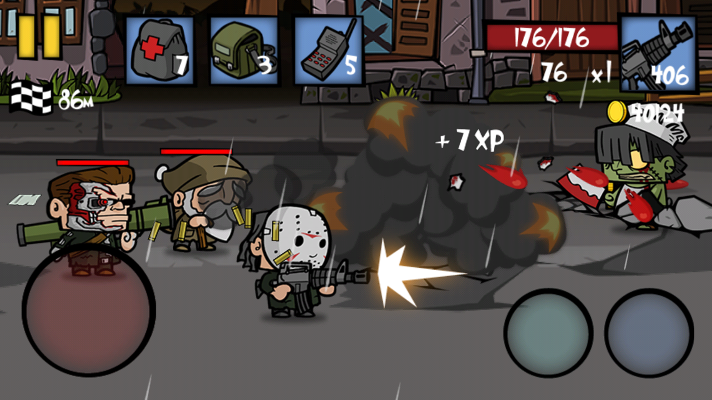 Zombie Age 2- screenshot