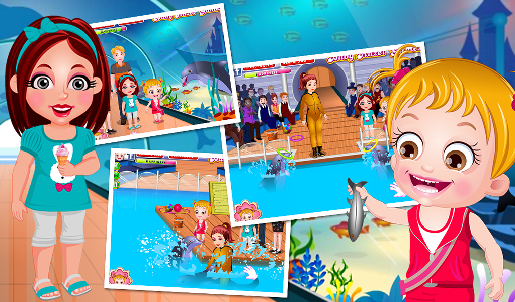 Baby hazel dolphin tour android apps on google play