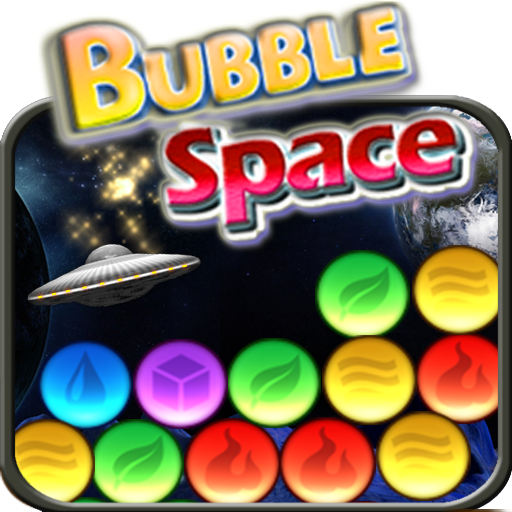 解謎App|Bubble Space 2017 LOGO-3C達人阿輝的APP