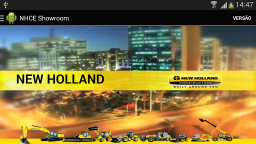 New Holland CE Brasil