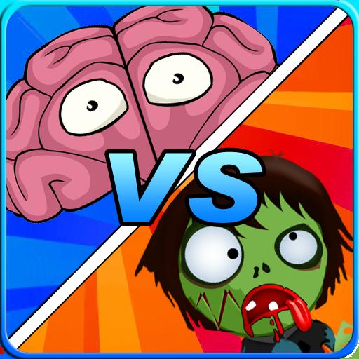 Brainbots vs Zombies