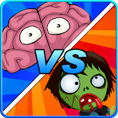 Brainbots vs Zombies