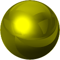 Gold Ball. Labyrinth icon