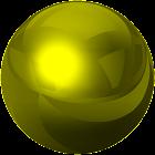 黄金球。迷宫 icon