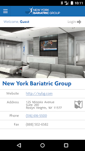New York Bariatric Group- screenshot thumbnail