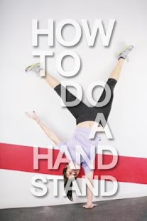 How to Do a Handstand - screenshot thumbnail