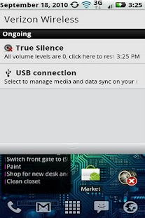 True Silence (deprecated)- screenshot thumbnail