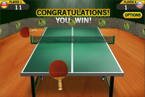 World Ping Pong Free - screenshot