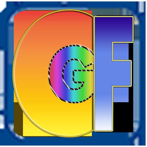 CGF Quizz Français LOGO-APP點子