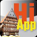 Die Hildesheim App icon
