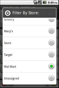 ToMarket Grocery Shopping Pro- screenshot thumbnail