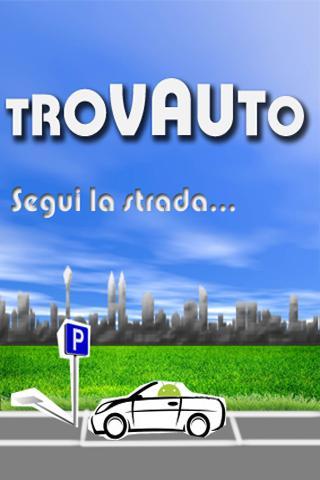 Trova la tua auto TrovAuto