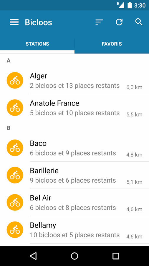 Naonedbus - Transports Nantes- screenshot