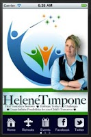 Screenshot of Helene Timpone, LCSW