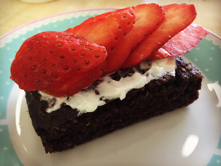 Healthy Protein Chocolate Cake Recipe