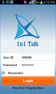 1n1 Talk - screenshot thumbnail