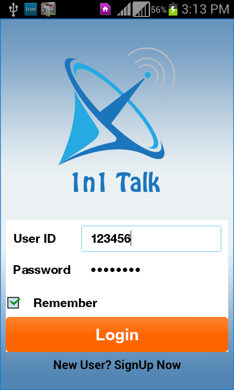 1n1 Talk - screenshot