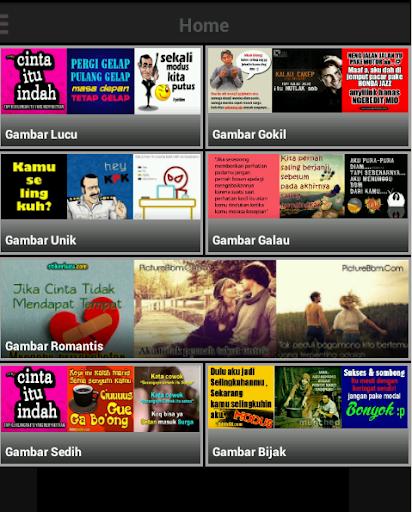 Gambar DP BBM Gokil