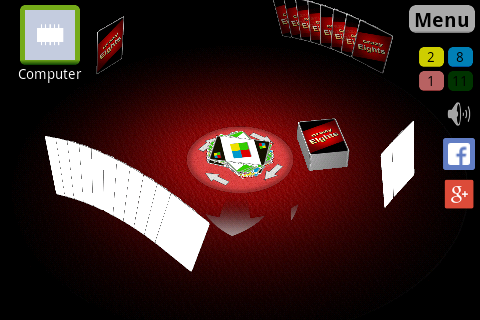 Crazy Eights 3D 1.0.1 screenshots 5