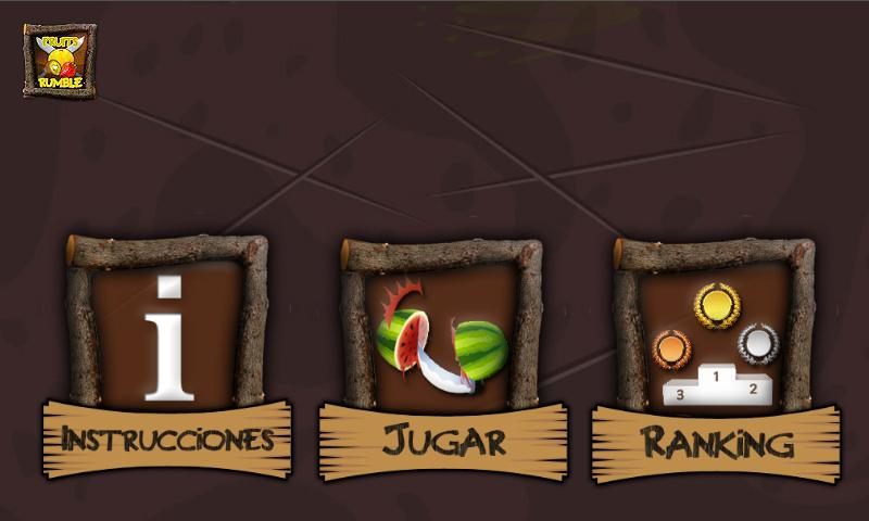 Fruit Rumble - screenshot