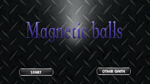 イライラ棒無料ゲーム【Magnetic balls】