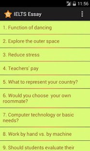 ielts essay android apps on google play ielts essay screenshot thumbnail ielts essay screenshot thumbnail