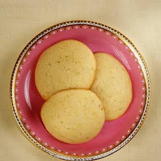 Grandma Stafford's Nutmeg Cookies.