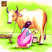 Story Of Milk A Cow's Tale(en)