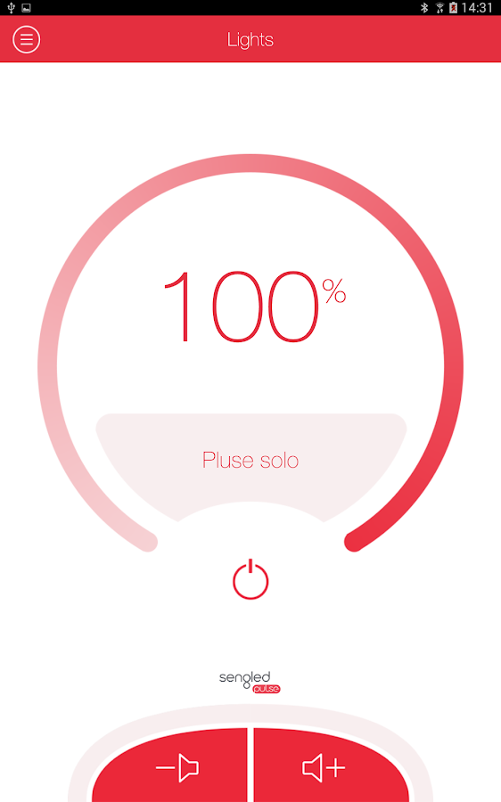 Sengled Pulse - screenshot