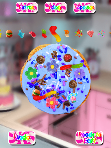 Cookies Milk Kids Games FREE