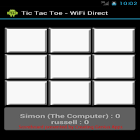 Tic Tac Toe WiFi Direct icon