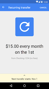 Google Wallet- screenshot thumbnail