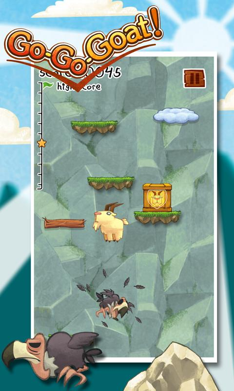 Go-Go-Goat! Free Game- screenshot
