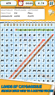 Word Quest (Word Search) - screenshot thumbnail
