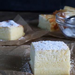 Gluten Free Custard Cake