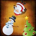 Christmas Gravity Wallpaper icon