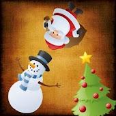 Christmas Gravity Wallpaper