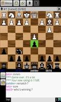 Screenshot of Chess online (free)