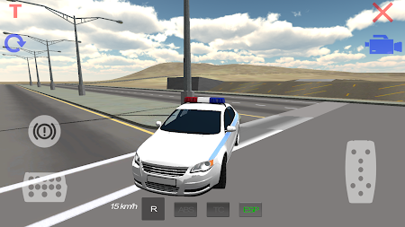 Police Car Driver 3D Simulator 1.1 screenshot 85968