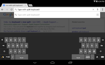 Swype Keyboard Screenshot 7