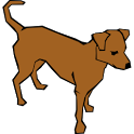 Whistle for dog icon