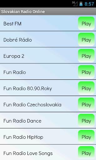 斯洛伐克電台在線