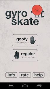 Gyro Skate v1.0