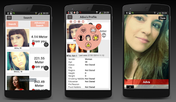 Screenshot of Odating - Free Dating App