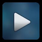 Blue Bliss UberMusic Skin icon